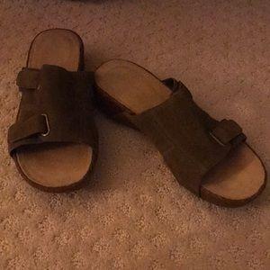 Rockport Sandles Size 7!